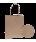 Hnedé - prírodné tašky